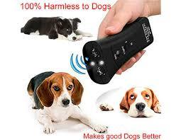 Barxbuddy ultrasonic anti bark device