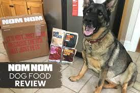 Nom Nom food review