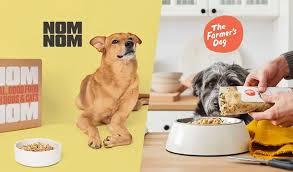 Nom Nom pet food